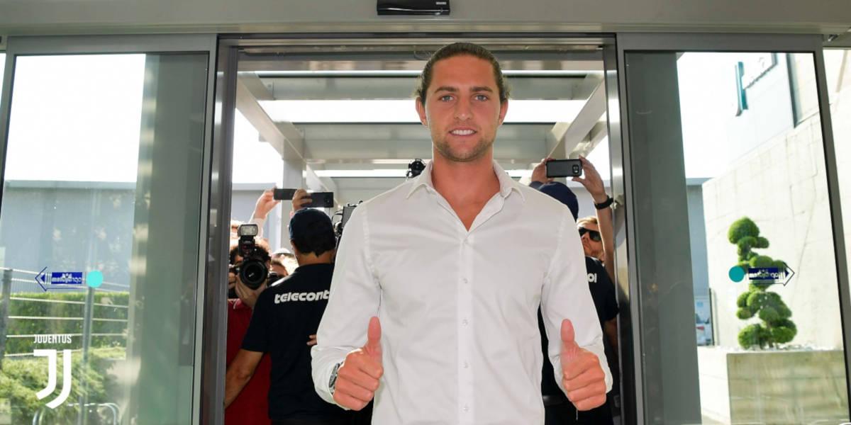 Adrien Rabiot Juventus